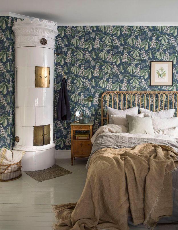 La chambre cosy de Borästapeter