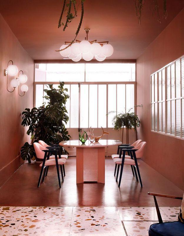 La salle à manger arty  de Tollens