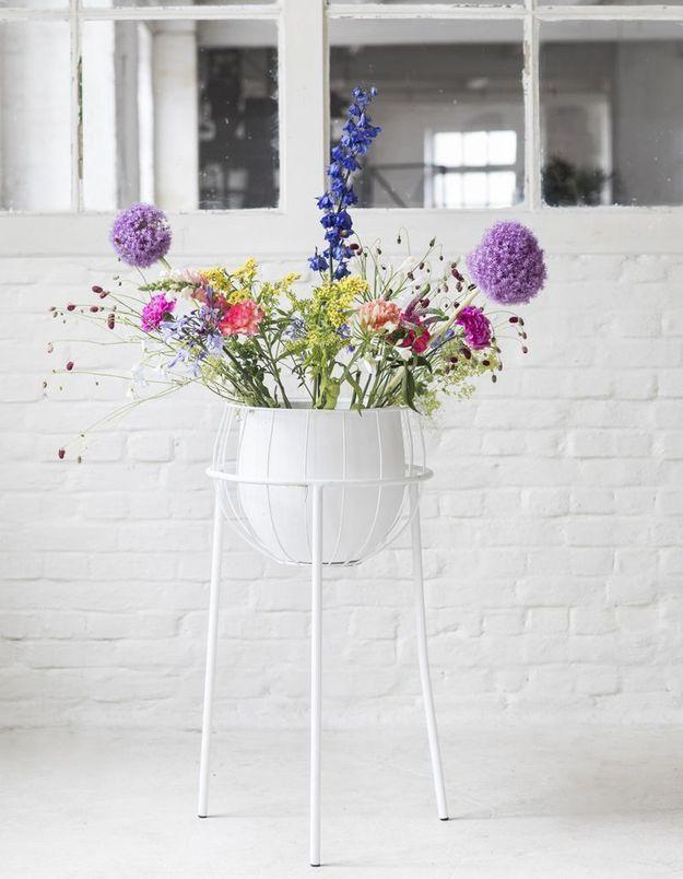 Le bouquet de fleurs colorées de Serax