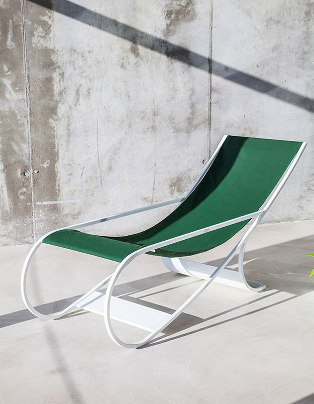 Chaise longue, Versant Editions