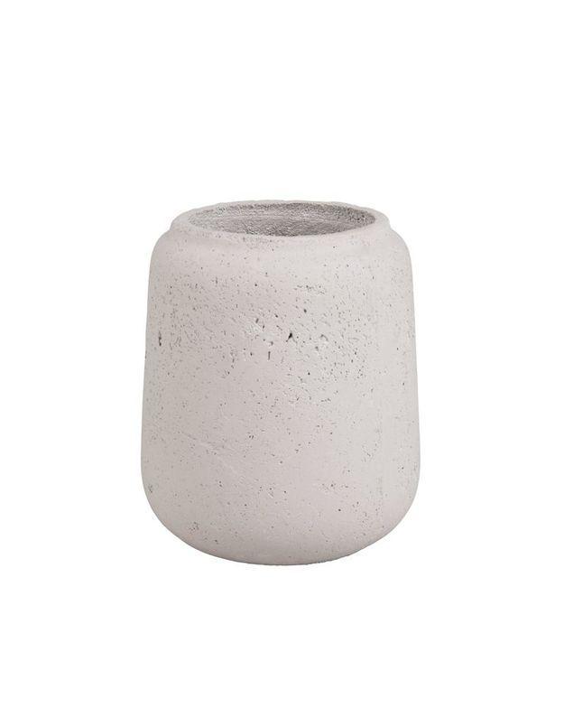 Vase en ciment Maisons du Monde
