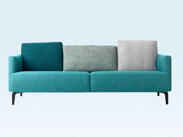 L'objet déco du jour : le canapé Leolux