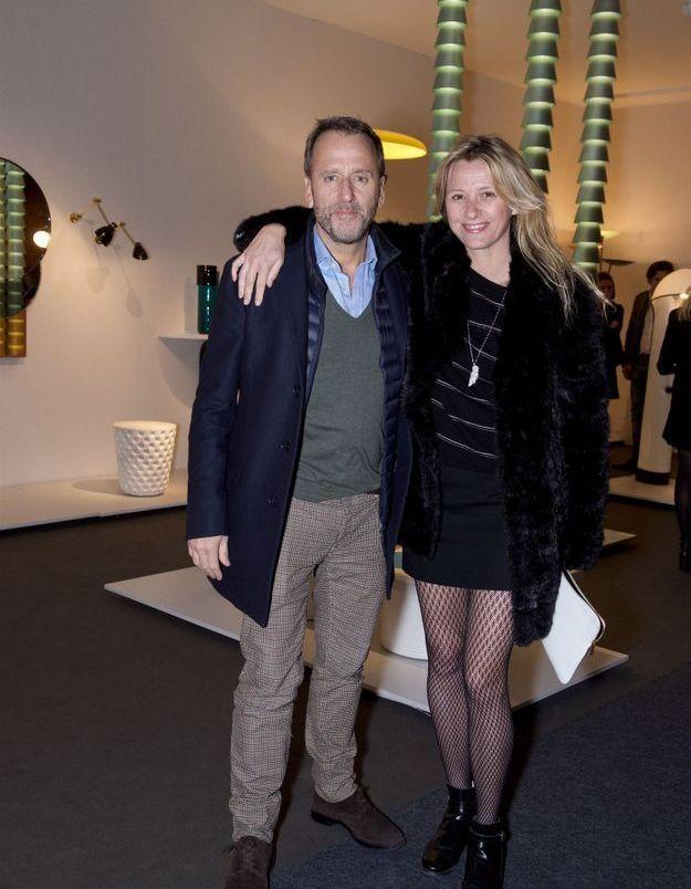 Hubert Le Gall et Sarah Lavoine