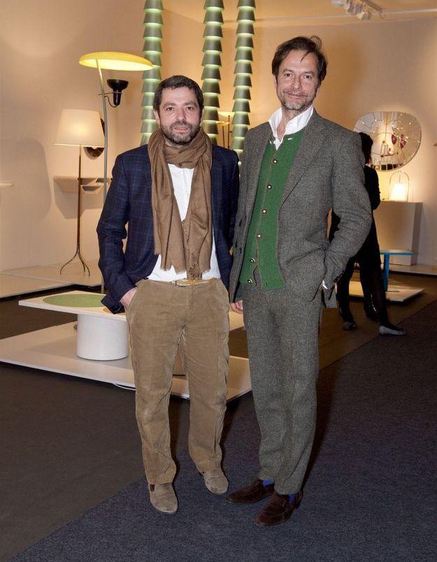 Pierre Sauvage (Casa Lopez) et Franz Potisek