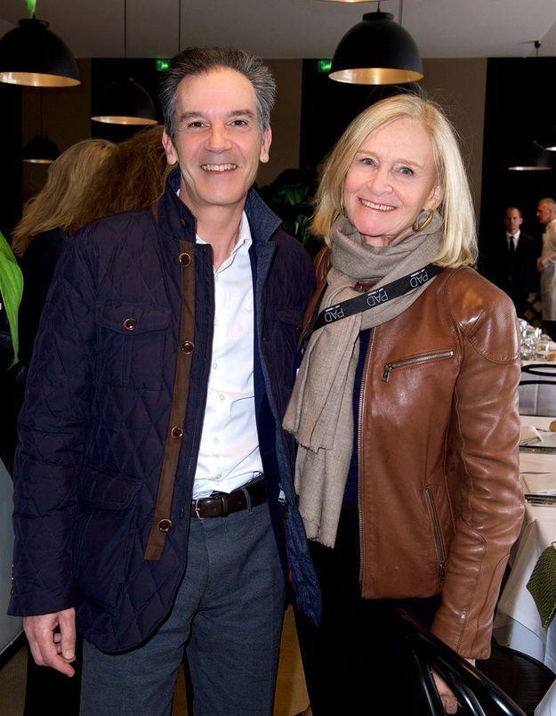 Alain Taillandier (Artemide), Marie-Laure Jousset (présidente du jury PAD)