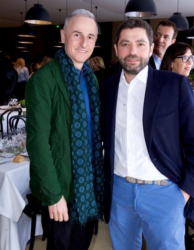 Hervé Van der Straeten (designer), Pierre Sauvage (Casa Lopez)