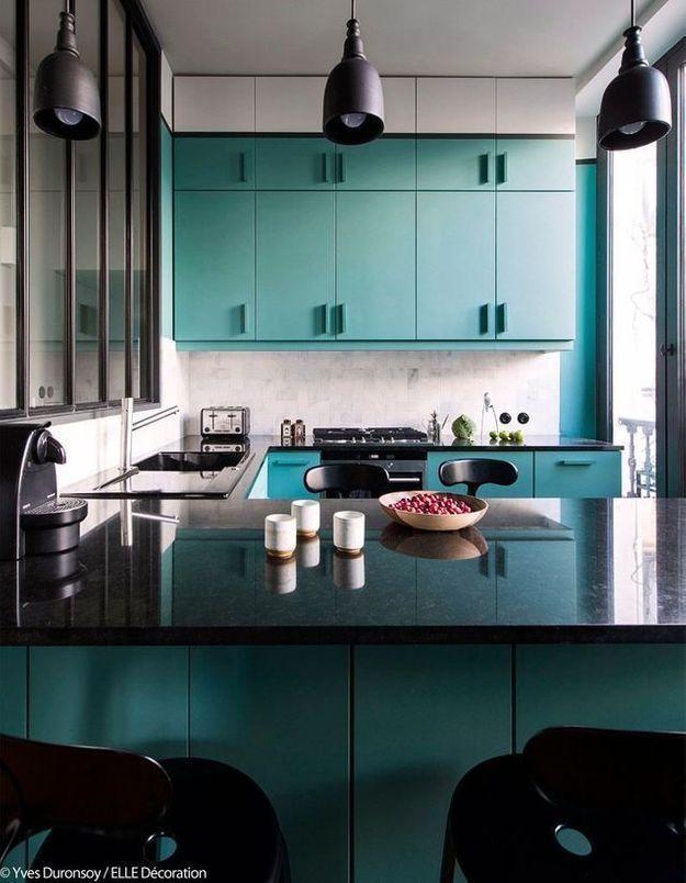 Une cuisine tricolore