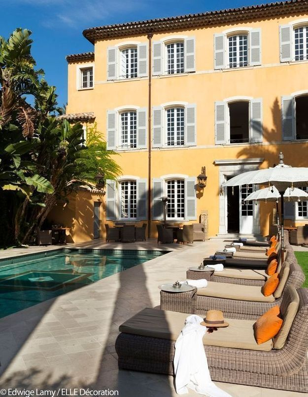 L'hôtel Pan Dei Palais comme un jardin secret