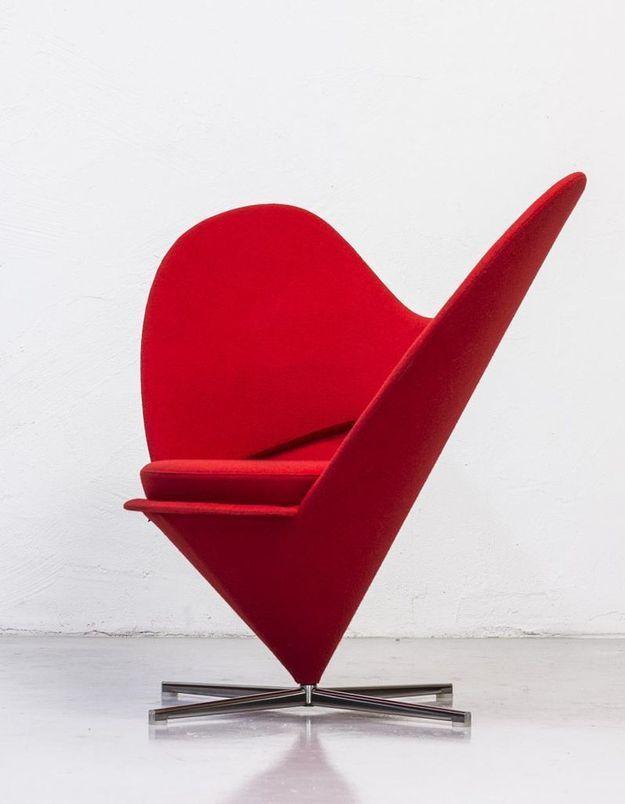 Un fauteuil design