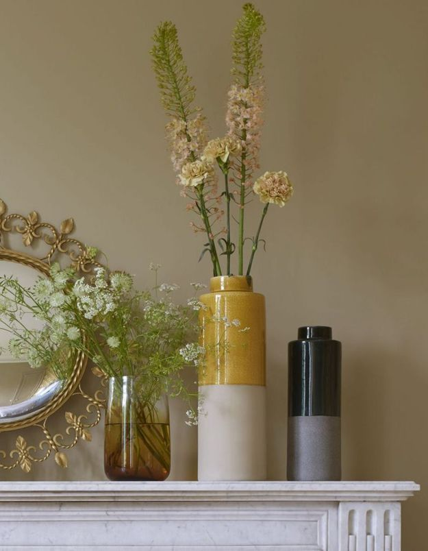 Vase bicolore Habitat