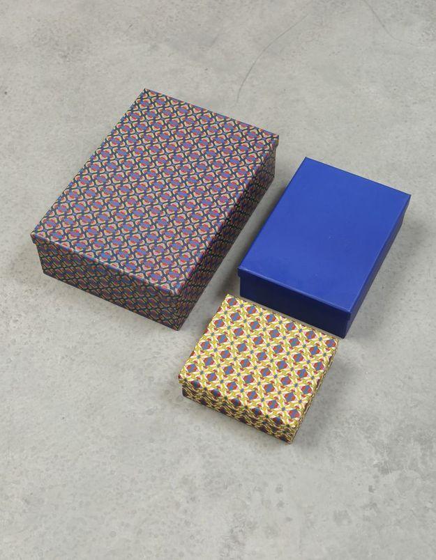 Boîtes de rangement colorée Pimkie Home