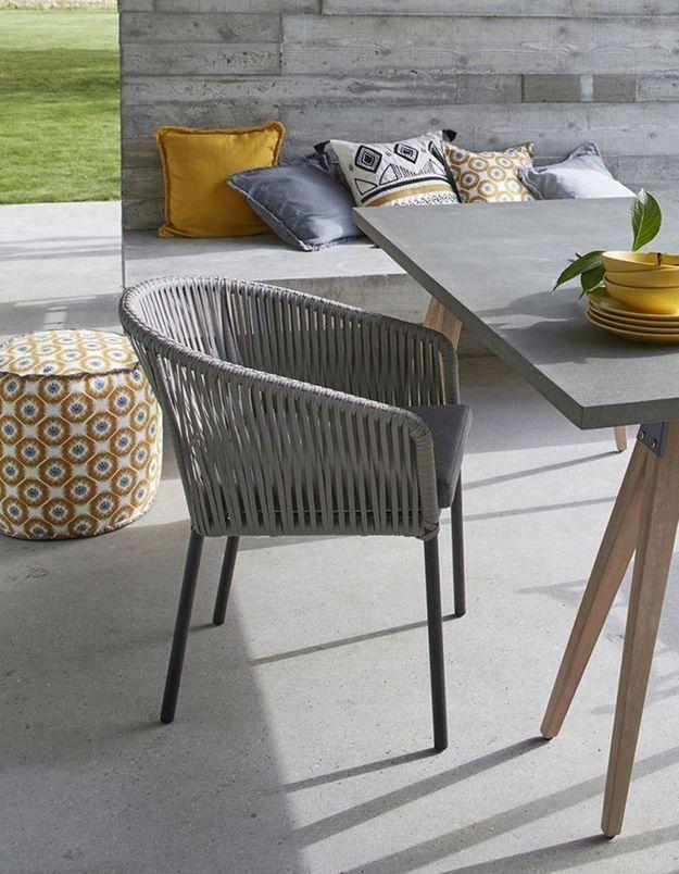 Chaise de jardin soldée La Redoute Interieurs