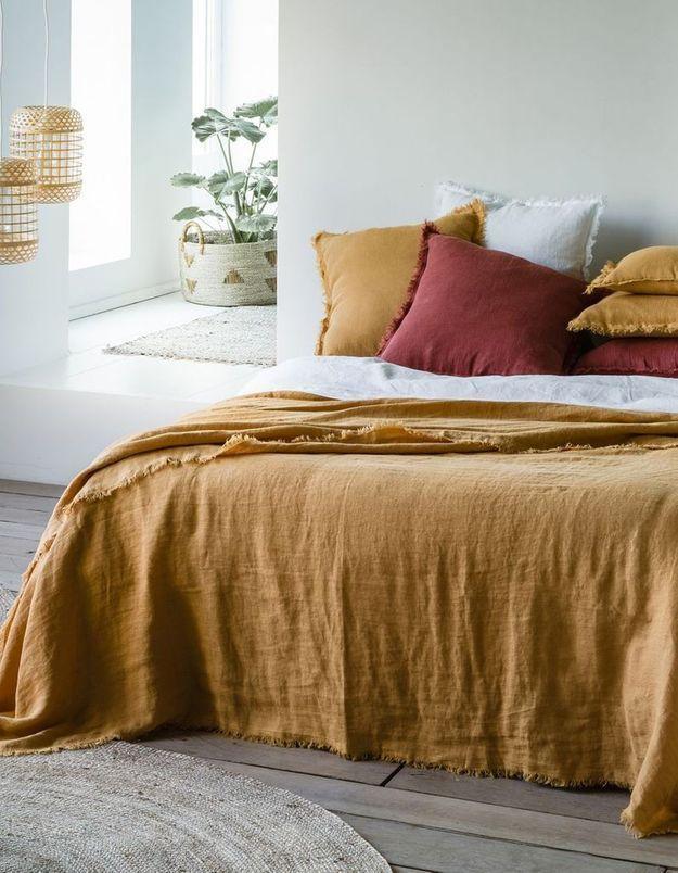 Dessus de lit soldé La Redoute Interieurs