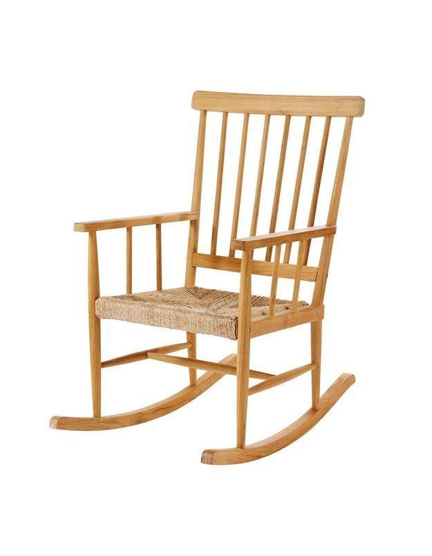 Rocking chair soldé Maisons du Monde