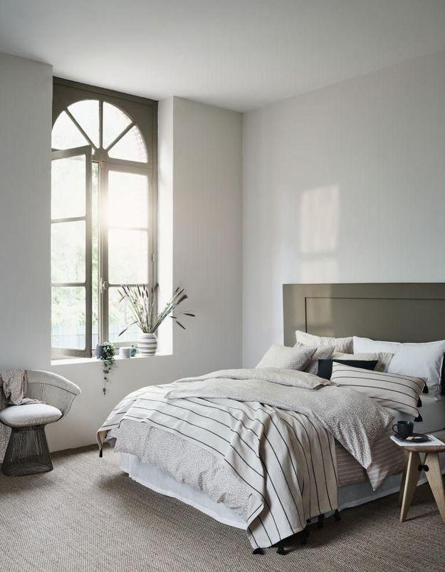 Un jeté de lit soldé H&M Home