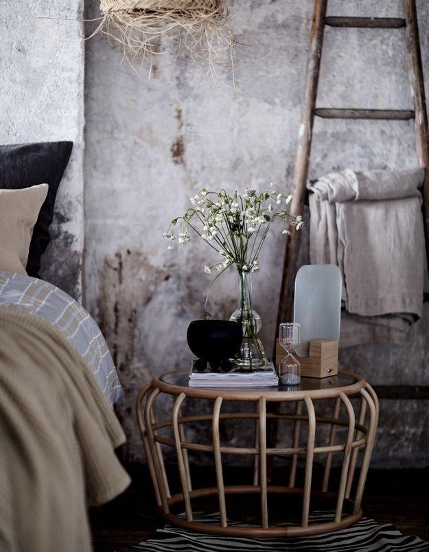 Une table d'appoint soldée Zara Home