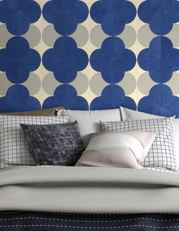 la d coration bleu marine nous inspire et vous elle d coration. Black Bedroom Furniture Sets. Home Design Ideas