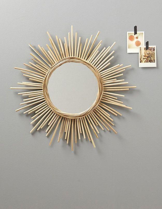 Miroir soleil Cyrillus