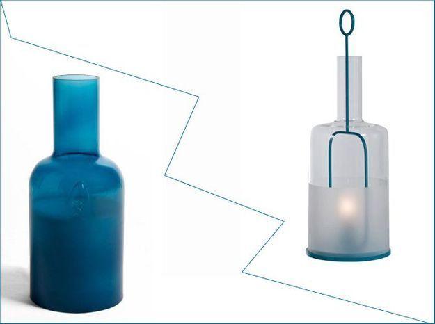 1 objet, 2 budgets : la lampe Roche Bobois versus la lampe Castorama