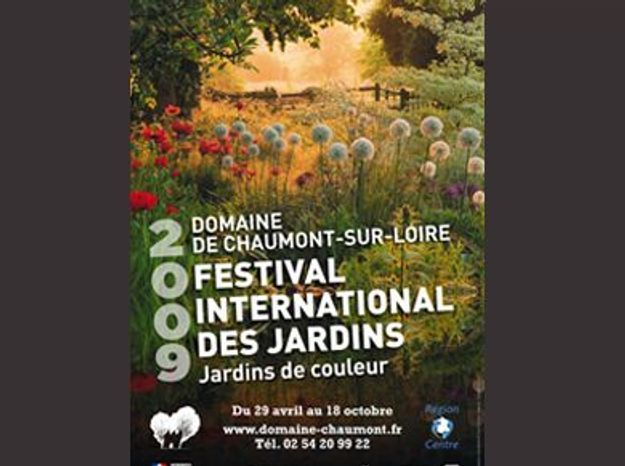 18ème édition du Festival International des jardins de Chaumont-sur-Loire du 29 avril au 18 octobre 2009