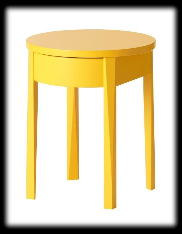 Table de chevet Ikea