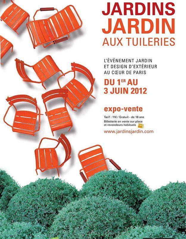 9e édition du salon Jardins, Jardin aux Tuileries