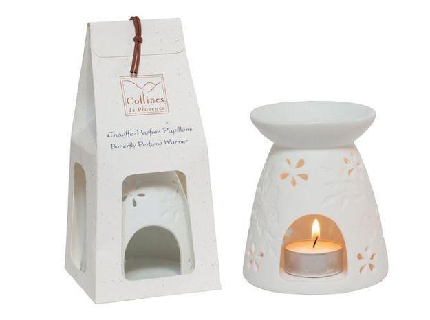 Chauffe parfum collines de provence