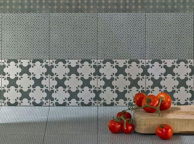 Carrelage esprit azulejos