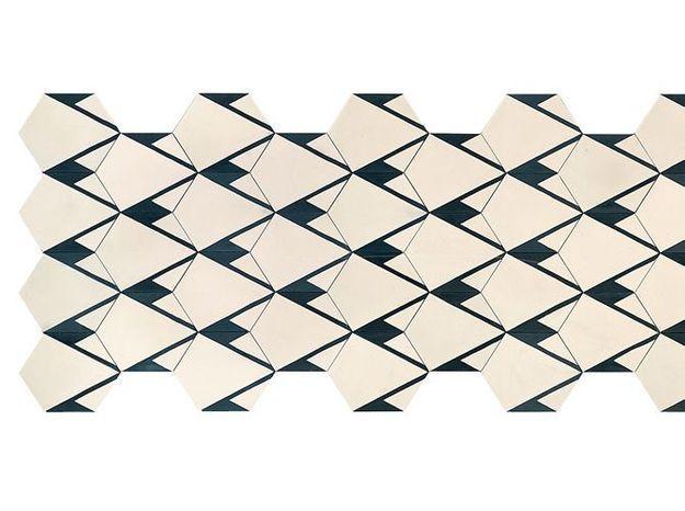 Elégants carreaux de ciment