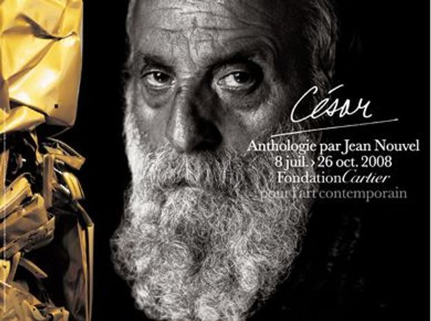César : Anthologie par Jean Nouvel