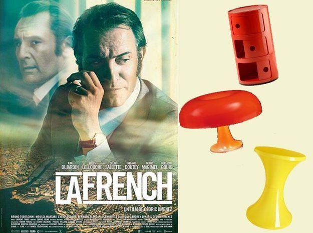 Le film La French en 4 objets déco