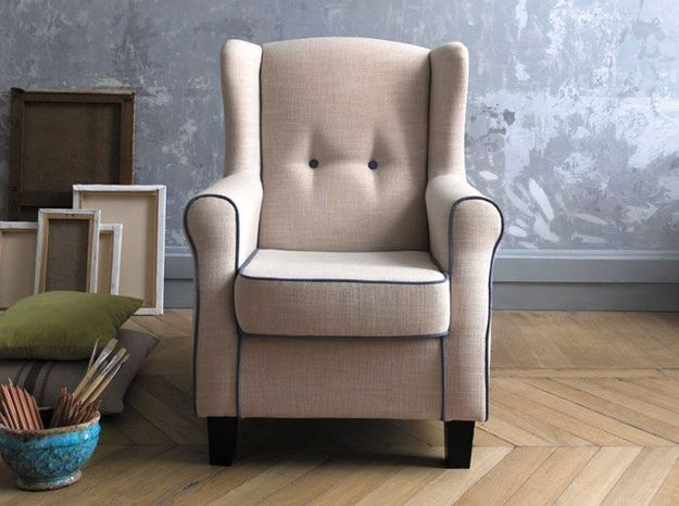 Deco campagne fauteuil