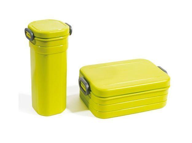 Lunch box fluo maisons du m