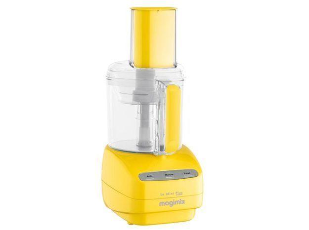 Deco jaune robot