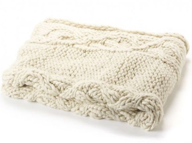 Jete de lit laine conran sh