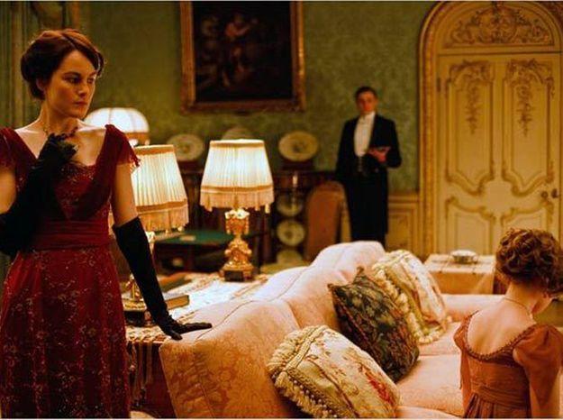 La série Downton Abbey en 4 objets déco