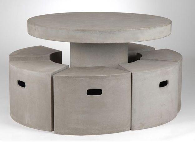Decoration beton amadeus