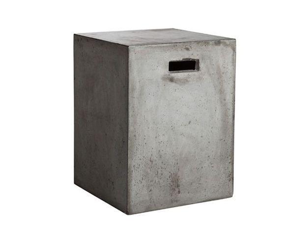 Decoration beton but