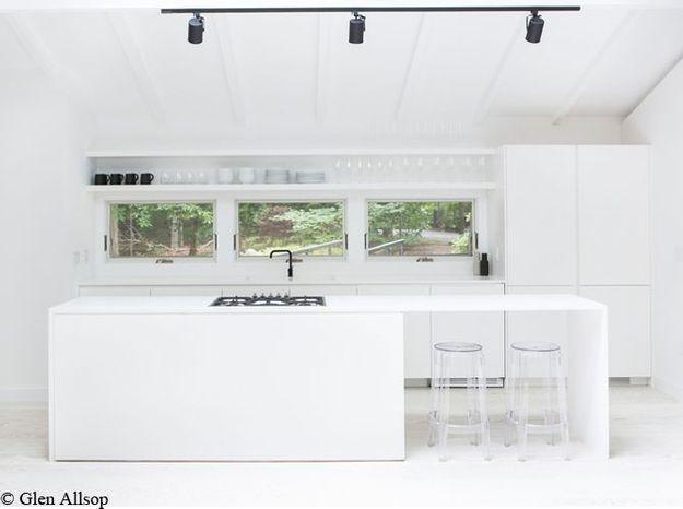 cuisine blanche design