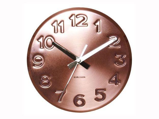 Horloge Bronze