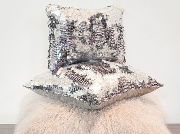 Coussin Sequin