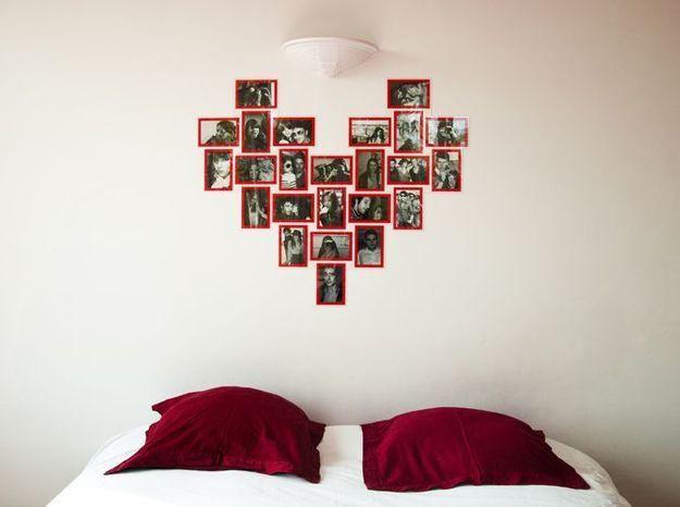Des cadres photos faciles à poser !