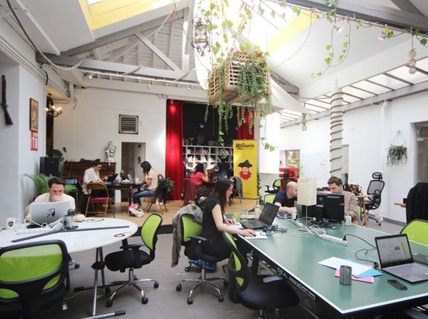 """La Mutinerie"" : le coworking comme une grande famille"