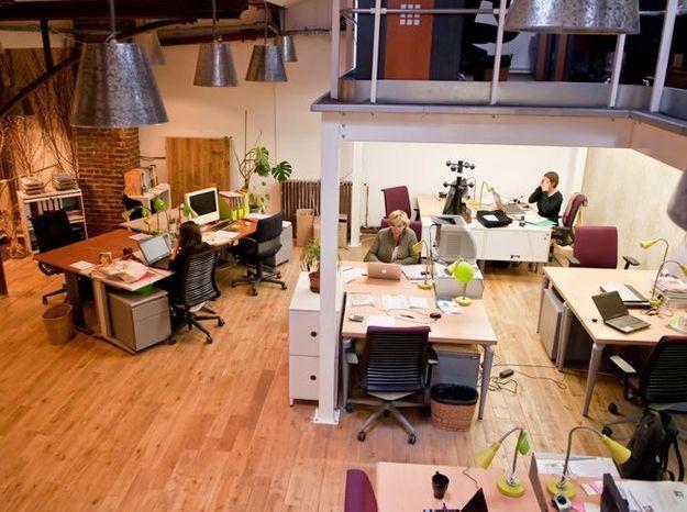 """""""La Ruche"""" : le coworking à visée sociale"""