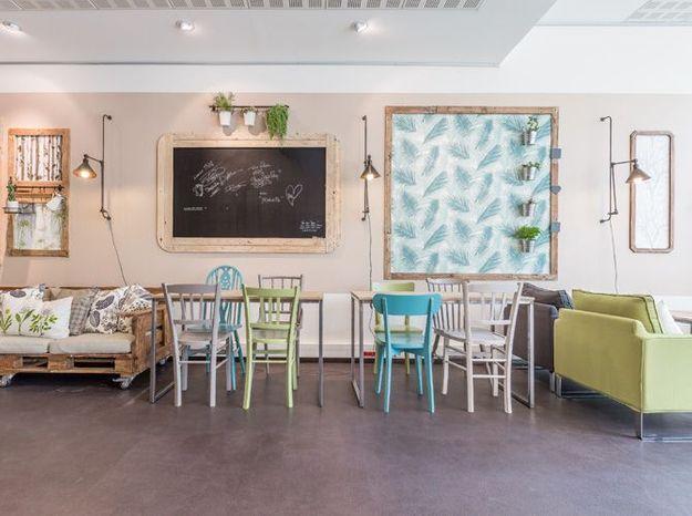 Quelques espaces de coworking à Paris :
