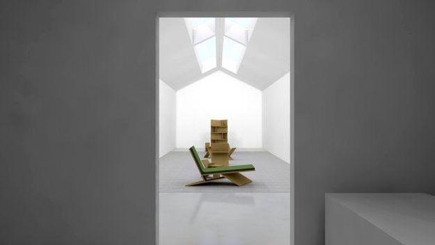 Exposition Eric Benqué - Galerie Emmanuel Perrotin, Paris