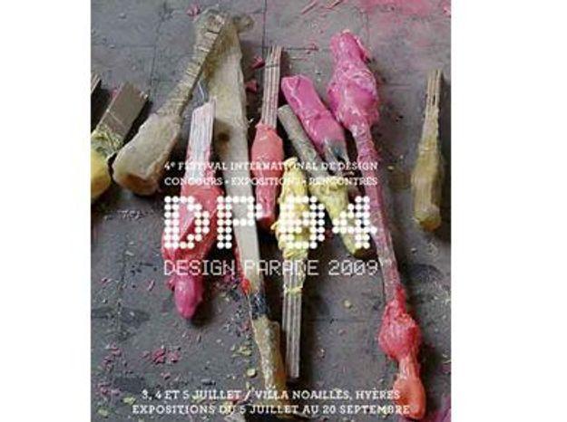 """Festival """"Design PARADE 04"""" – Villa Noailles à Hyères"""