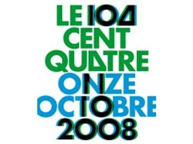 Inauguration du 104 le 11 octobre 2008
