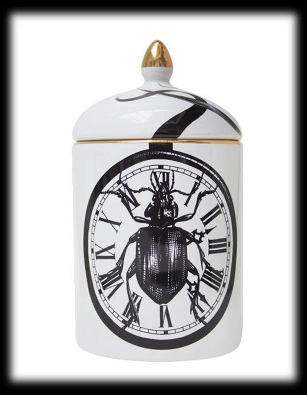 Bougie Beetle Clock Rory Dobner