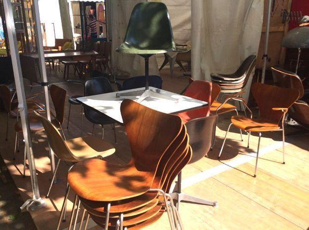 Les meubles originaux